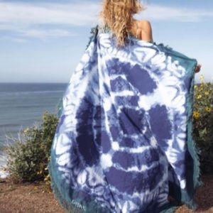 Gypsy 05 Roundie Blue Tie Dye NWOT
